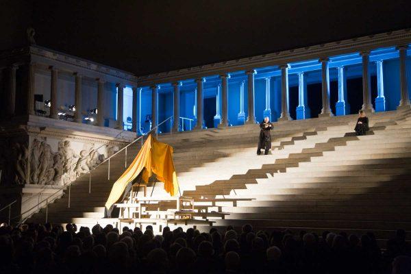 2008 Homer auf dem Pergamonaltar